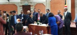 Pertemuan ke-7 Tingkat Pejabat Senior/Senior Officials' Meeting (SOM) RI – Timor Leste mengenai Tindak lanjut Implementasi