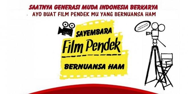 Sayembara Film Pendek Bernuansa HAM