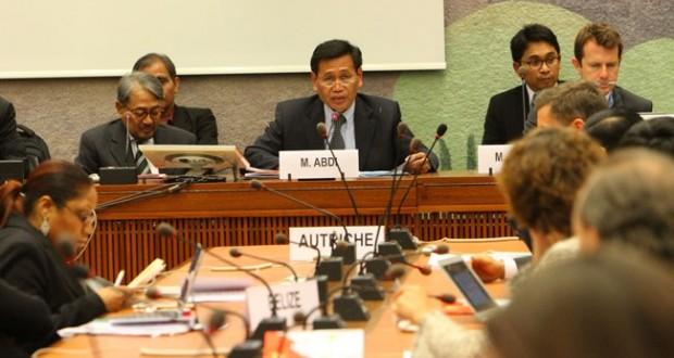 Indonesia Diskusikan Rencana Aksi Nasional HAM di Markas PBB