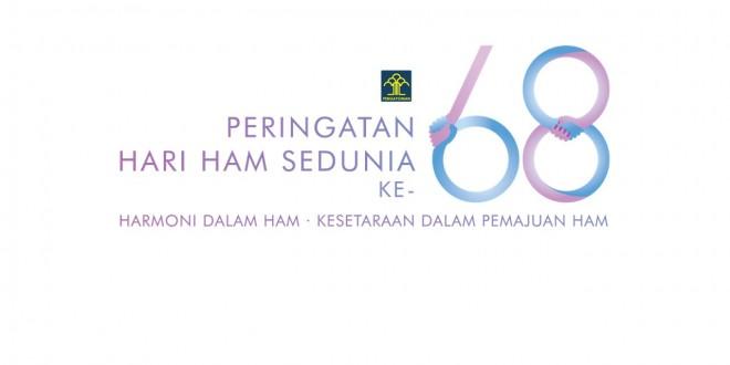 Hari Hak Asasi Manusia Sedunia Ke-68