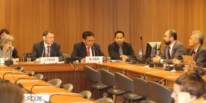 """Press Realease """"Sistem Peradilan Pidana Anak Indonesia di Apresiasi PBB dan Sejumlah Negara serta menjadi contoh bagi Negara Lainnya"""""""