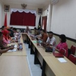 Pelaksanaan Kegiatan Konsultasi Teknis  Penyelenggaraan Pemajuan HAM di kanwil Kepri 16feb17