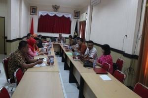 Pelaksanaan Kegiatan Konsultasi Teknis  Penyelenggaraan Pemajuan HAM di Wilayah Kanwil Kemenkumham Kepulauan Riau