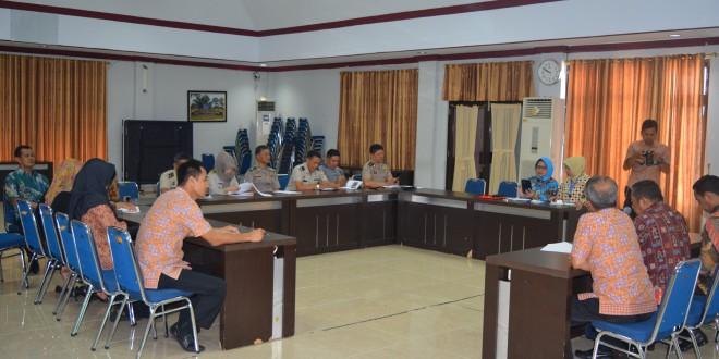 Koordinasi Penanganan Dugaan Pelanggaran HAM yang Dikomunikasikan di Provinsi Sulawesi Selatan