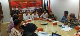 Koordinasi Penanganan Dugaan Pelanggaran HAM yang Dikomunikasikan di Provinsi Jawa Tengah