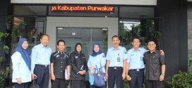 Kementerian Hukum dan Hak Asasi Manusia RI Kunjungan kerja Ke Disdik