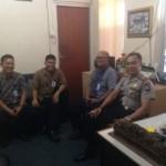 Kunjungan ke Kepolisian Sektor Sagulung Batam 30Maret17