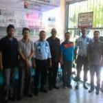 Kunjungan ke Rutan Tanjung Balai Karimun Kanwil Kemenkumham Kepulauan Riau 15maret17