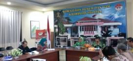 Koordinasi Penanganan Dugaan Pelanggaran HAM yang Dikomunikasikan di Provinsi Kalimantan Selatan