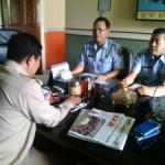 Tingkatkan Pengetahuan Siswa Tentang HAM, Kabid HAM Koordinasi Dengan Kadis Dikbud Provinsi NTB 15mei17