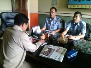 Tingkatkan Pengetahuan Siswa Tentang HAM, Kabid HAM Koordinasi Dengan Kadis Dikbud Provinsi NTB