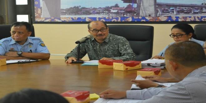 Koordinasi Pelanggaran HAM yang dikomunikasikan di Provinsi Jambi
