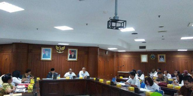 Koordinasi Penilaian Kabupaten/Kota Peduli HAM dan Pelaporan Aksi HAM Daerah Provinsi Sumatera Utara Tahun 2017