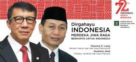 Dirgahayu 72 Tahun Republik Indonesia
