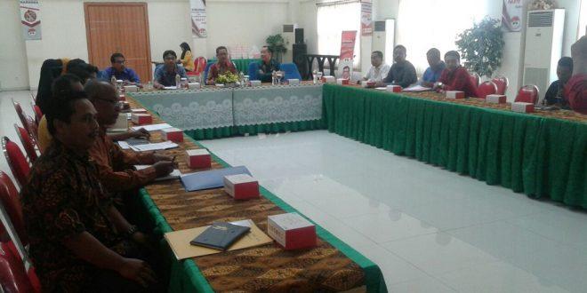 Koordinasi Penanganan Dugaan Pelanggaran HAM yang Dikomunikasikan di Provinsi Jawa Timur