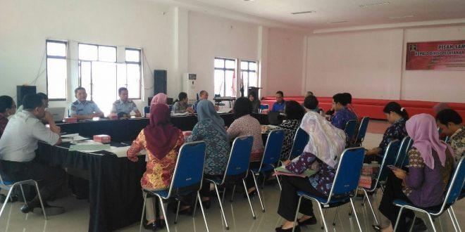 Koordinasi Penanganan Dugaan Pelanggaran HAM yang Dikomunikasikan di Provinsi Kalimantan Tengah