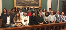Delegasi Ditjen HAM : Introductory Course on International Human Rights 2017