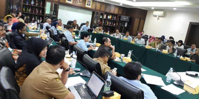 Rakor Terbatas Rancangan Aksi HAM Daerah 2018-2019