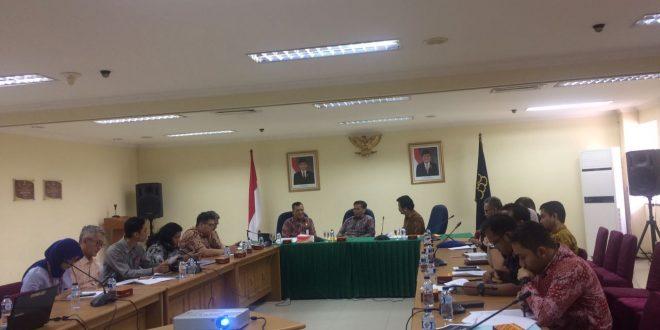 Rakor Parameter HAM dalam Pembentukan Peraturan Perundang-Undangan