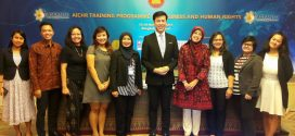 AICHR Training Programme on Business and Human Rights, Bangkok, Thailand