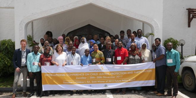 12 Negara Menandatangani Deklarasi Zanzibar Tentang Perlindungan  Hak  Anak