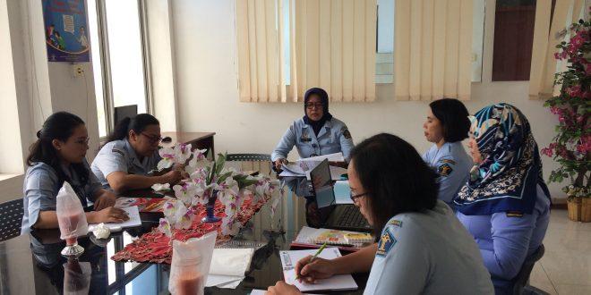 Pemberhentian Anak Didik Kelas IX SMP dan Kelas XI SMKN di Salah Satu Sekolah di Sumatera Utara Menjadi Perhatian Tim Yankomas Kanwil Kemenkumham Sumut