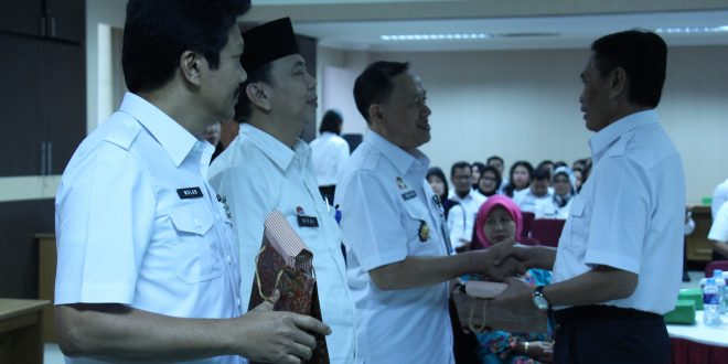 Dirjen HAM Ingatkan Pejabat Tinggi Pratama untuk Melaksanakan P5HAM