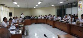 Rapat Penilaian Kabupaten Peduli HAM Perwakilan Kabupaten Adm. Kepulauan Seribu