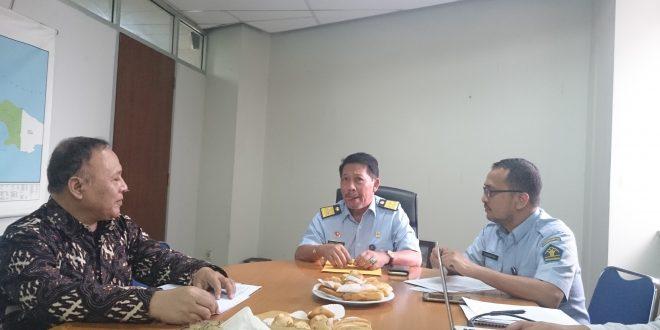 Rapat Penyusunan Rekomendasi Dugaan permasalahan HAM aktual, terkait Pemenuhan Hak atas rasa aman bagi masyarakat, dalam penyelenggaraan transportasi air di Indonesia