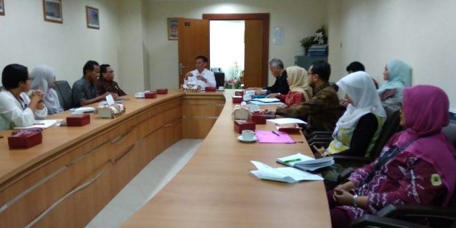 Dirjen HAM menerima kunjungan Yayasan TIFA