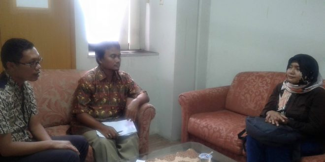 Direktorat Yankomas Menerima komunikasi masyarakat secara langsung