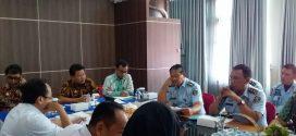 Rapat Koordinasi dan Konsultasi Dugaan Pelanggaran HAM yang dikomunikasikan di Bangka Belitung