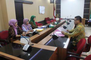 Koordinasi  Pelayanan Komunikasi Masyarakat (Yankomas) di Kantor Pertanahan Kabupaten Kulon Progo, Daerah istimewa Yogyakarta
