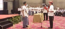 Pengukuhan Duta HAM Provinsi Lampung