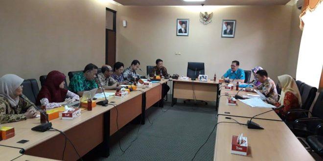 Koordinasi dan Konsultasi Direktorat Pelayanan Komunikasi Masyarakat bersama Pemerintah Kabupaten Semarang