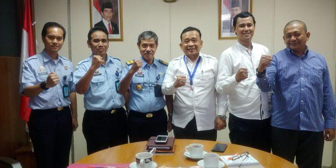 Direktorat Jenderal HAM Menerima Silaturahmi Barisan Pelopor Kerukunan Lintas Agama