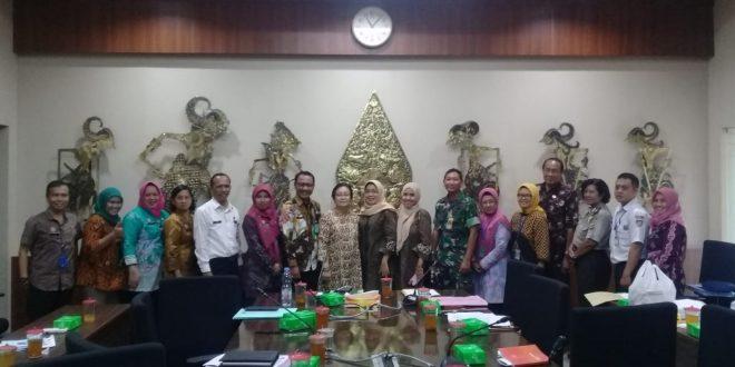 Koordinasi dan Konsultasi Penanganan Dugaan Pelanggaran HAM yang dikomunikasikan di Provinsi D.I.Yogyakarta