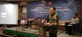 Lokakarya Konsensus ASEAN mengenai Peningkatan dan Perlindungan Hak Pekerja Migran