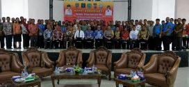 Rapat Koordinasi RANHAMdi Kabupaten Pulang Pisau, Provinsi Kalimantan Tengah