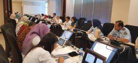 Rapat Koordinasi Penanganan Rehabilitasi Anak Pasca Bencana