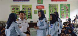 Direktur Pelayanan Komunikasi Masyarakat berkunjung ke Lembaga Pemasyarakatan Perempuan Malang