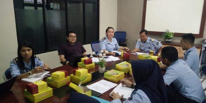 Kanwil Kemenkumham Kalimantan Selatan Bahas Raperda Berbasis HAM