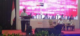 Direktur Jenderal HAM memberikan Kuliah Umum PolitekniK Ilmu Pemasyarakatan dan Politeknik Imigrasi